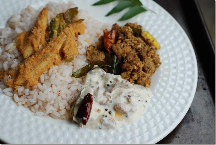 Pavakka Vattal Thodu Curry