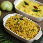 Pacha Thakkali Thoran/ Green Tomato Thoran