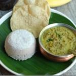 Cherupayar Curry (For Puttu)