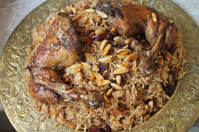 Al Kabsa Recipe Saudi Kabsa Recipe Arabic Rice Chicken Recipe Yummy Tummy