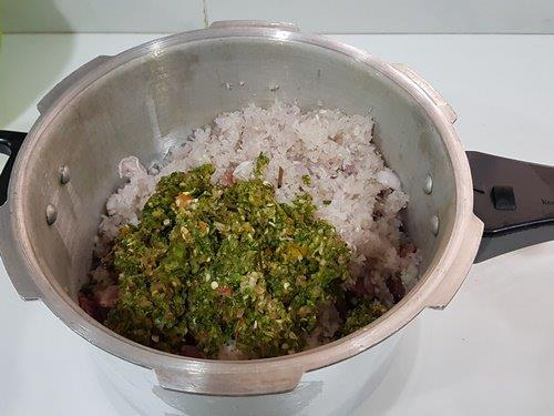 kari choru recipe