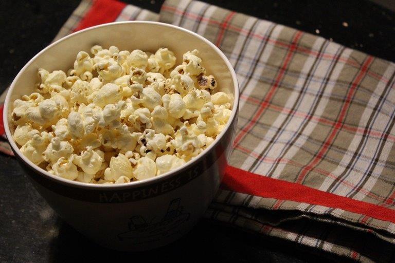 Butter Salt Popcorn