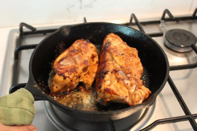 How to Cook Juicy Chicken Breast