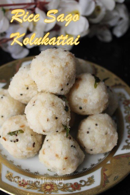 how to make kara kozhukattai with rice flour