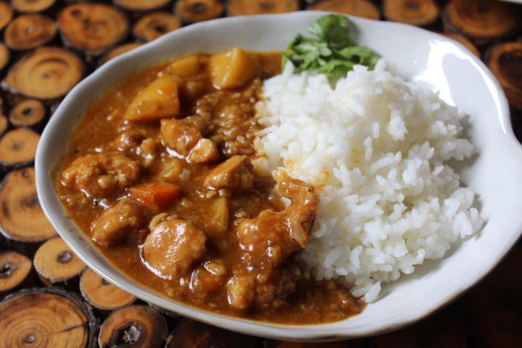 Japanese Chicken Curry