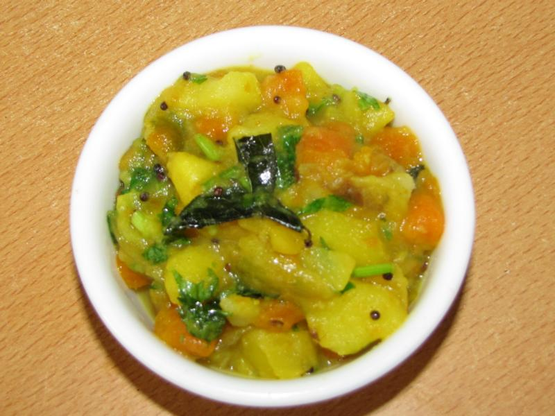Potato/ Aloo Sabji