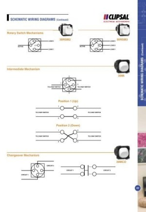SCHEMATIC WIRING DIAGRAMS