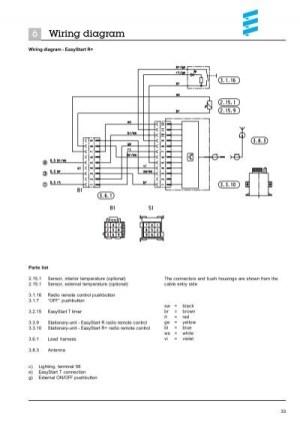 6 Wiring diagram Wiring d