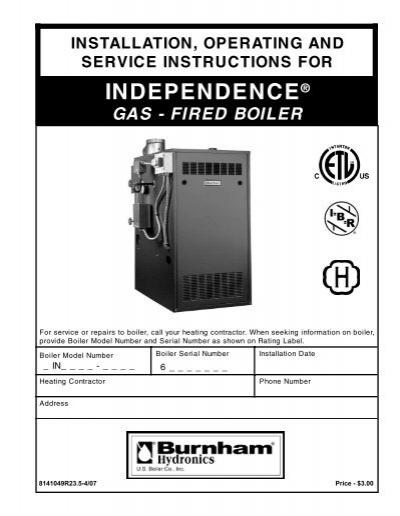 burnham independence boiler  mountain moonshine
