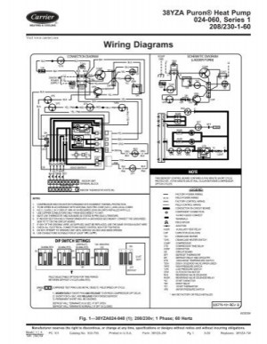 Wiring Diagrams  Carrier