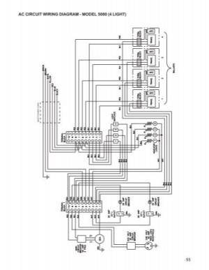 AC CIRCUIT WIRING DIAGRAM