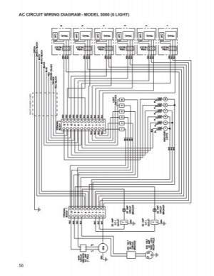 AC CIRCUIT WIRING DIAGRAM