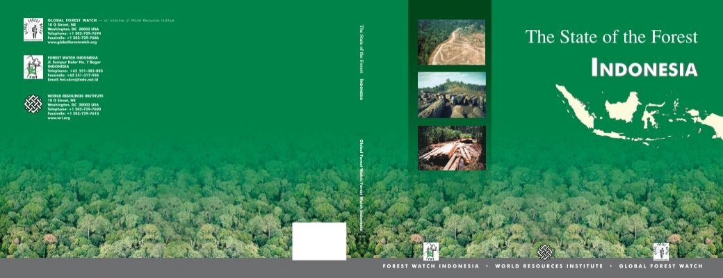 In 2010, the world had 3.92gha of tree cover, extending over 30% of its land area. Indonesia Global Forest Watch