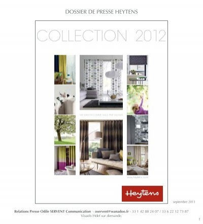 collection 2012 heytens