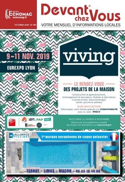 Devant Chez Vous Octobre 2019