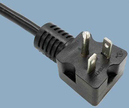 5 20p angle plug 20a 125v power cord