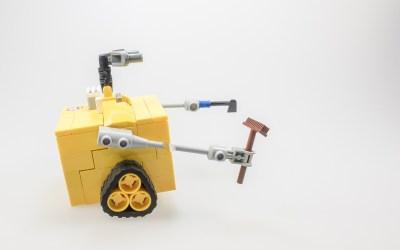 Un robot per imparare a pensare