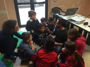 Tania Edoardo e i bambini di Yunik