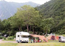 銀山平キャンプ場