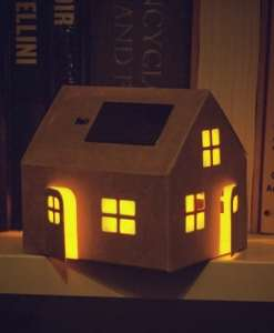 Casagami Solar Light House