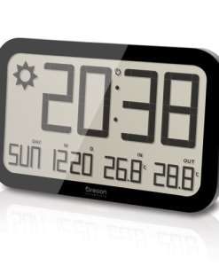 Jumbo Weather Wall Clock