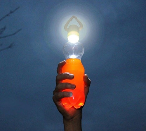 Glo – Bottle Lamp
