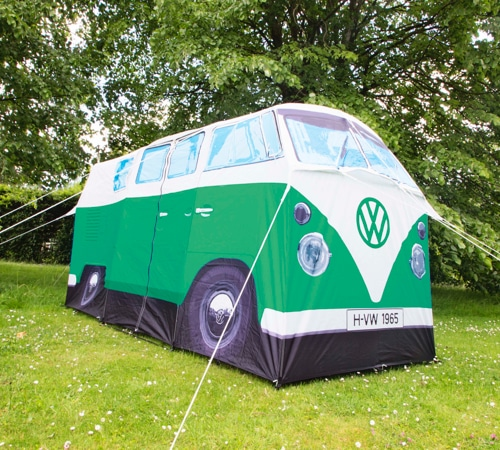 How to Make a Van Tent