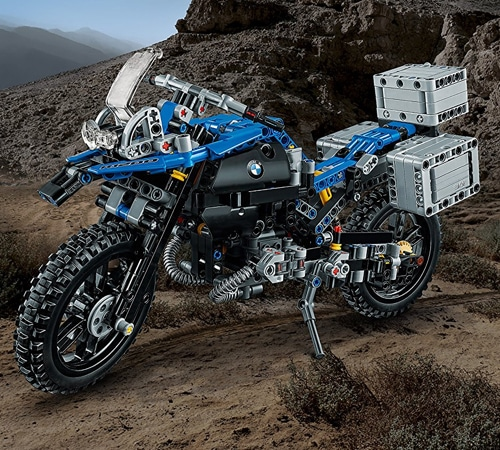 lego technic bmw r 1200 gs adventure 42063 yuppie gadgets. Black Bedroom Furniture Sets. Home Design Ideas