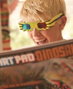 3D Dinosaur Art Pad Kit