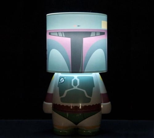 Star Wars Boba Fett Look Alite Mood Light