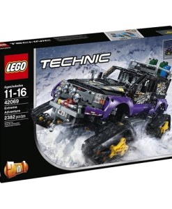 Lego Technic Extreme Adventure (42069)