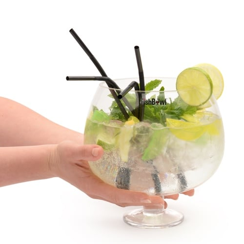 FishBowl Glass Party Set