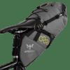 バイクパッキング用にAPIDURAの超大型サドルバックを買いました