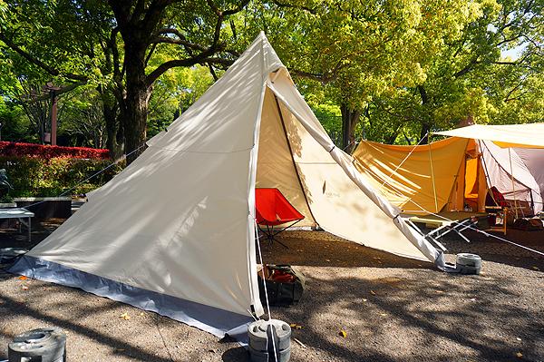 tent-Mark サーカス コットンバージョンはまるで帆布のように美しい