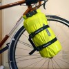 キャリア不要!自転車のフロントフォークに荷物を積んでみた