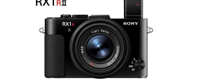 Sony yeni fotoğraf makinesi Sony RX1R II'yi duyurdu