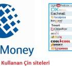 web money kullanan çin siteleri