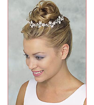 hot wedding bridal hairstyle yusrablog