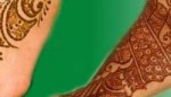 Bridal Mehndi Birmingham : Bridal henna mehndi designs for legs special selection yusrablog.com