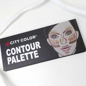 City Color | Contour Palette | Review | YuStSoMe