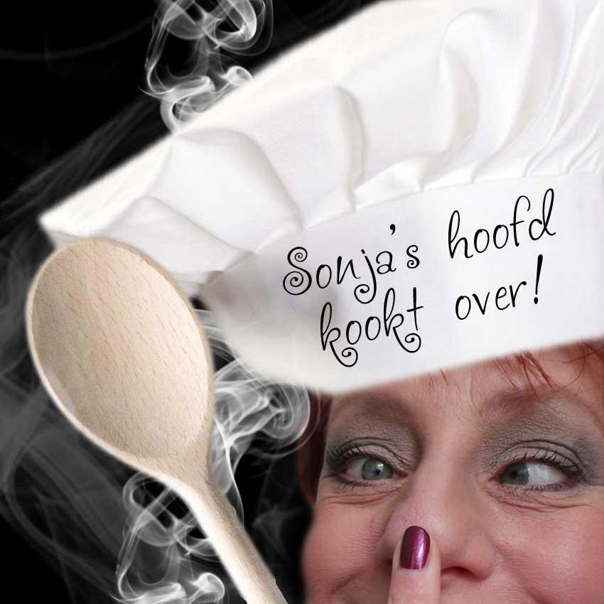 Gezonde recepten | Sonja's hoofd kookt over!