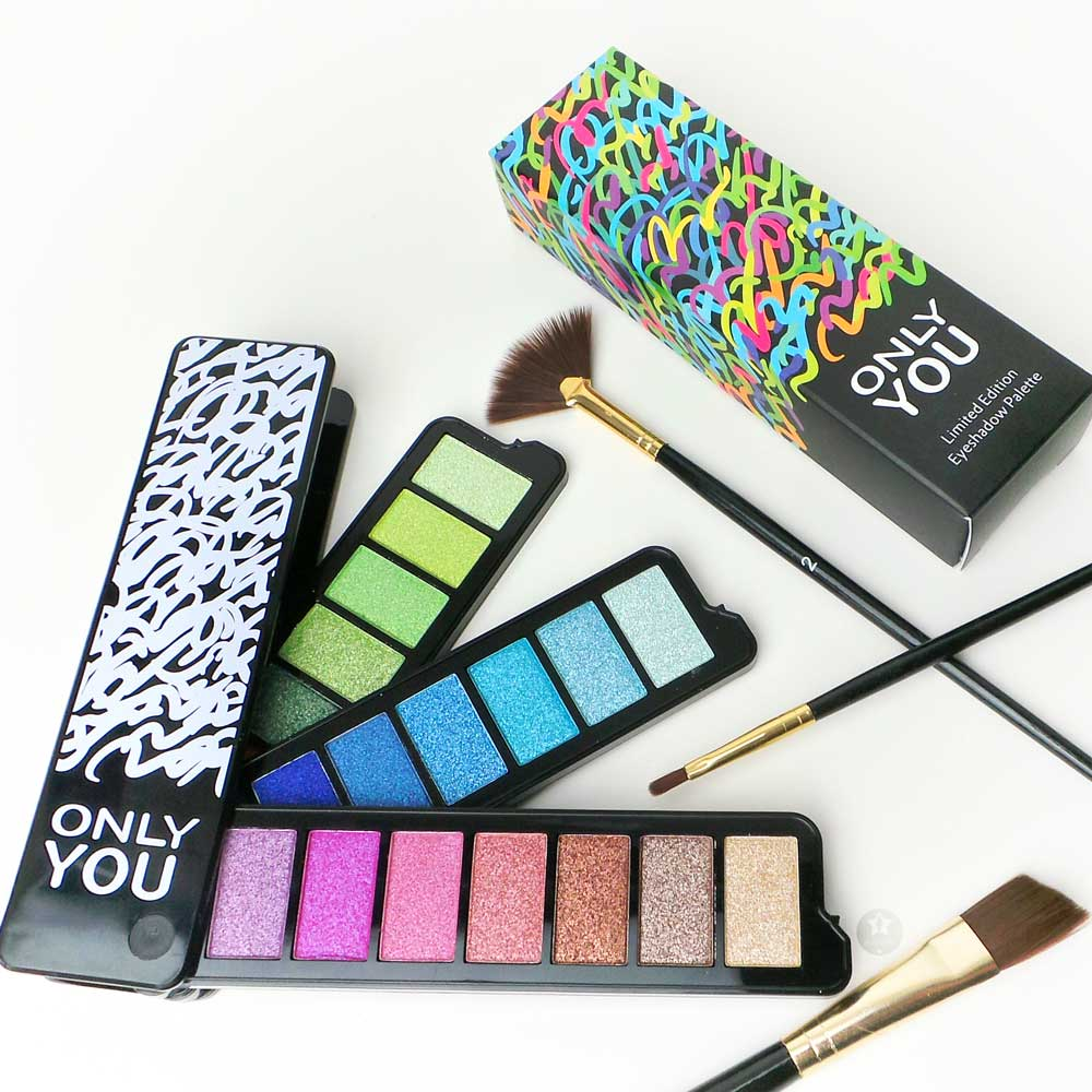Look | Only You eyeshadow palette | Limited Edition