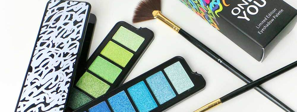 Only You eyeshadow palette | yustsome | review | look