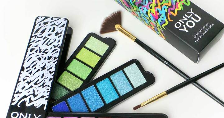 Only You eyeshadow palette   yustsome   review   look