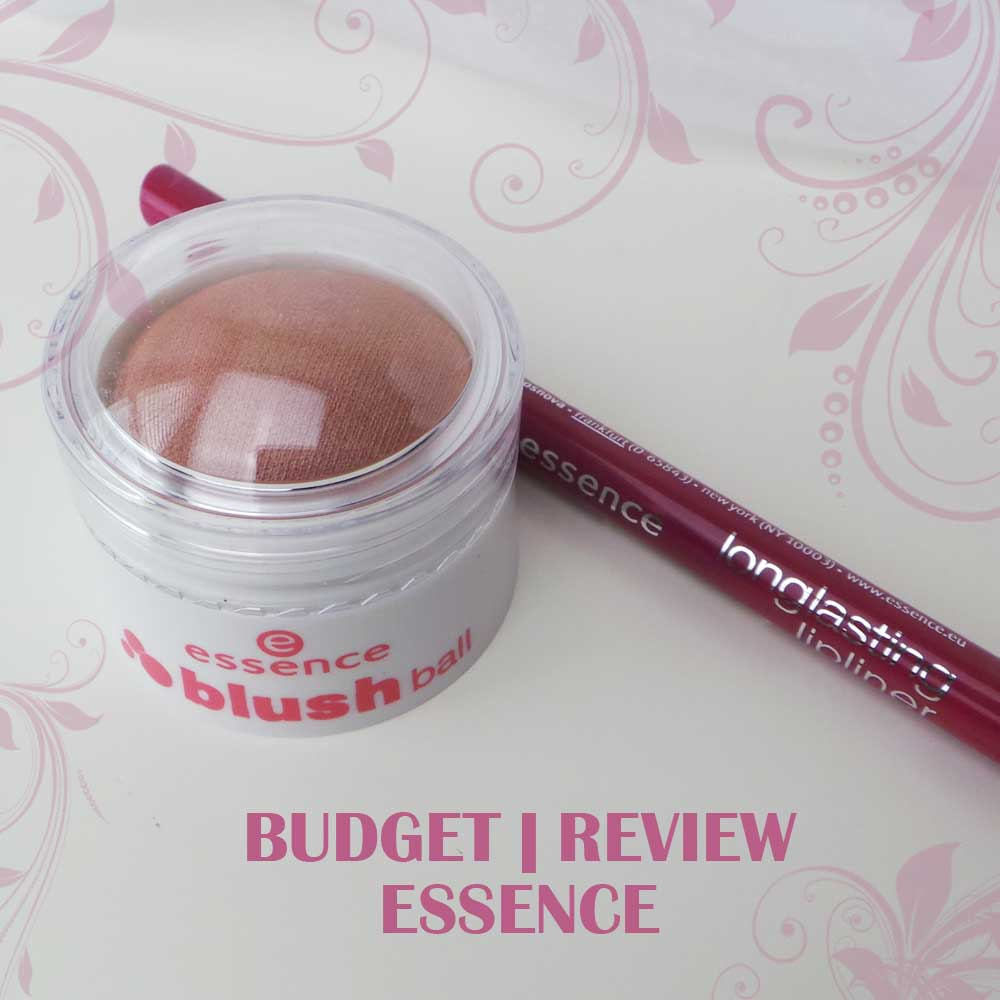 Budget | Essence | Lipliner en Blush | review