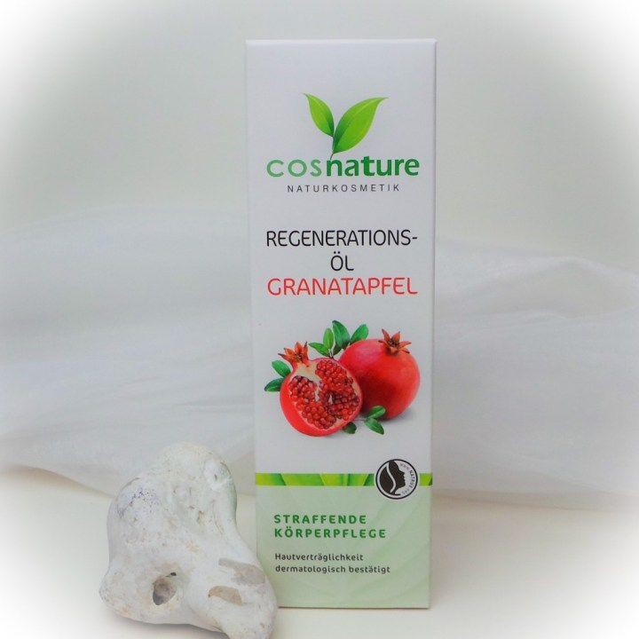 Cosnature | Granaatappel olie | lichaamsverzorging | yustsome