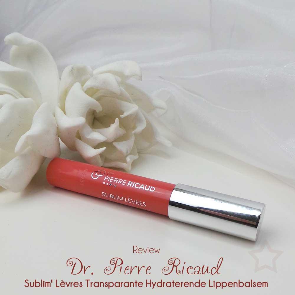 Sublim' Lèvres Transparante Hydraterende Lippenbalsem | REVIEW