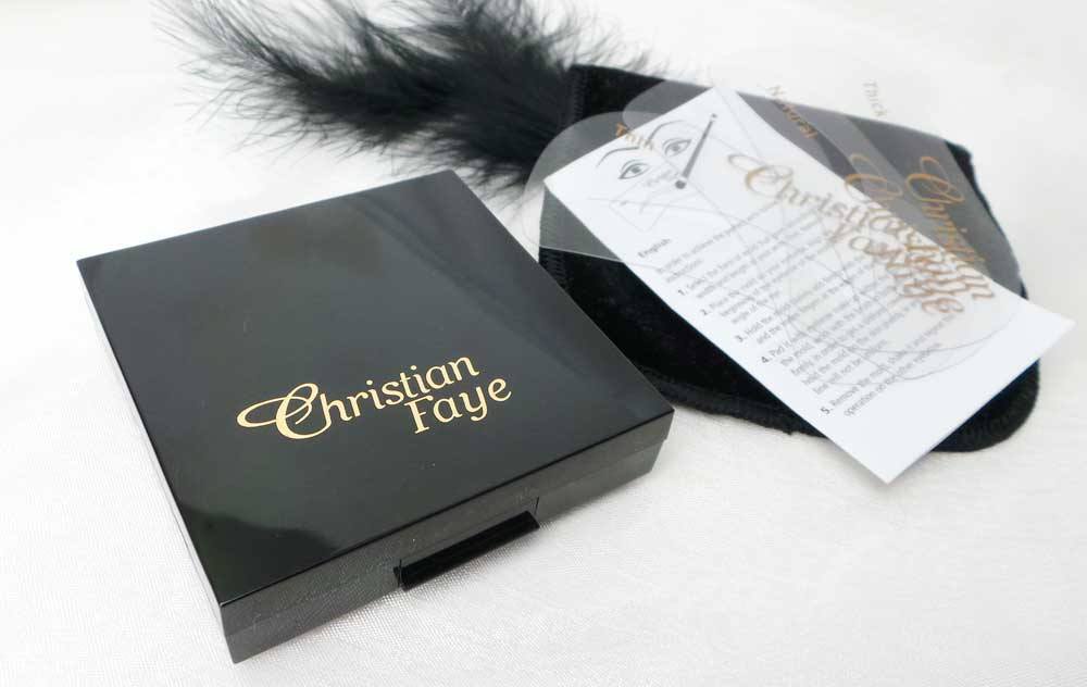 Christian Faye | Duo eyebrow kit | review