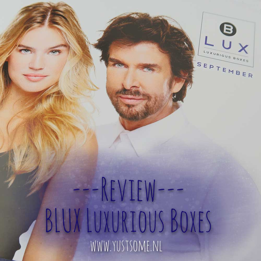 BLUX Luxurious boxes | september |