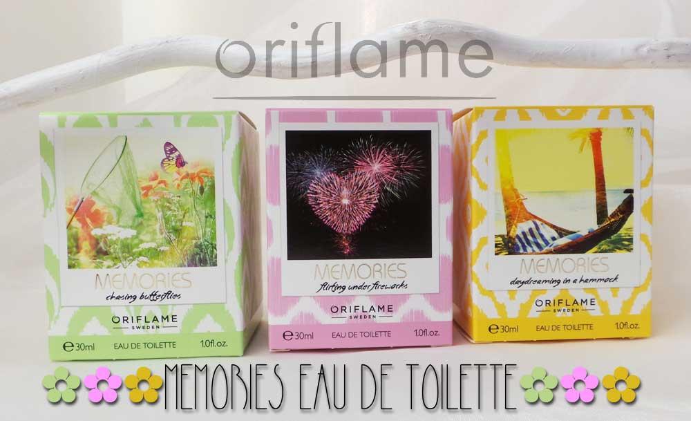 Memories | Eau de toilettes